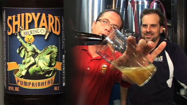 Shipyard Brewing Company – Pumpkinhead Ale, Ep. 79