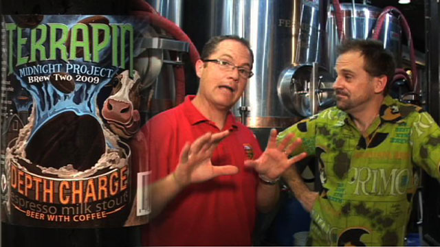 Terrapin Brewing, Left Hand Brewing: Depth Charge, Ep. 84