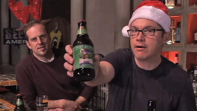 Saint Arnold Christmas Ale, Ep. 120