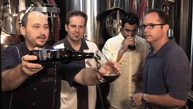 Stone Brewing: Sublimely Self-Righteous Ale, Ep. 129