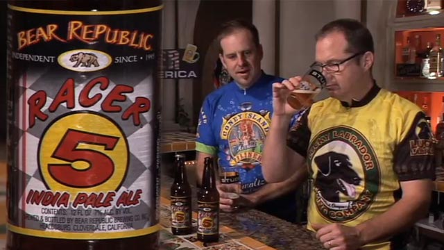 Bear Republic Brewing: Racer 5 IPA, Ep. 134