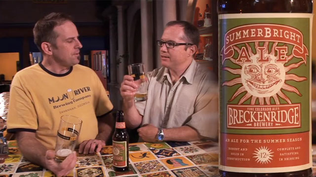 Breckenridge SummerBright Ale, Ep. 147