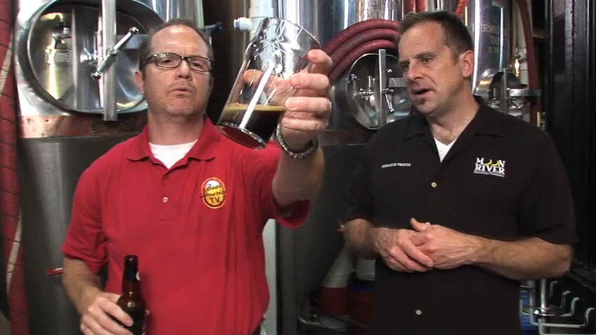 Left Hand Brewing: Milk Stout Nitro, Ep. 183